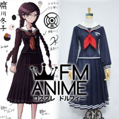 Danganronpa: Trigger Happy Havoc Toko Fukawa Uniform Cosplay Costume