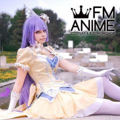Date A Live Miku Izayoi Cosplay Costume
