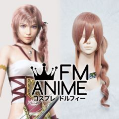 Final Fantasy XIII Serah Farron & Lumina Cosplay Wig