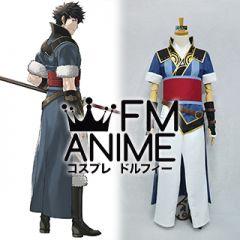 Fire Emblem Awakening Lon'qu Cosplay Costume