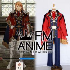 Fire Emblem: Three Houses Ferdinand von Aegir After 5 Year Time Skip Cosplay Costume