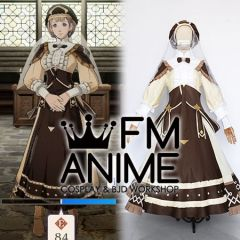 Fire Emblem: Three Houses Mercedes von Martritz After 5 Year Time Skip Cosplay Costume