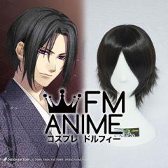 Hakuoki Toshizo Hijikata Cosplay Wig