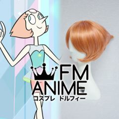 Steven Universe Pearl Cosplay Wig
