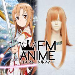 Sword Art Online Asuna Yuuki Cosplay Wig
