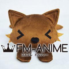 Vocaloid Hatsune Miku Project Diva Mikuzukin (Red Riding Hood) Fox Plush Doll Cosplay Accessories Props
